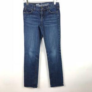 MADEWELL | Rail Straight Leg Jeans
